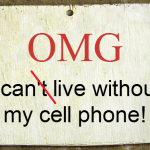 Cant live without my phone